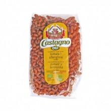 Codini de trigo tomate y berenjena castagno