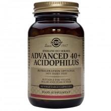 40 Plus Acidophilus Avanzado Solgar