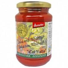 Salsa tomate con albahaca