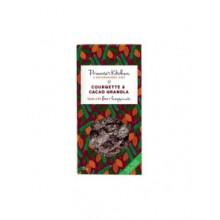 Granola calabacín y cacao