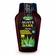 Sirope de agave oscuro