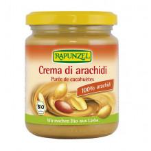 Crema de cacahuete rapunzel