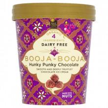 Helado chocolate Booja-Booja