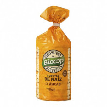 Tortitas de maiz biocop