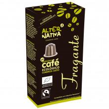 Cápsulas café Fragante