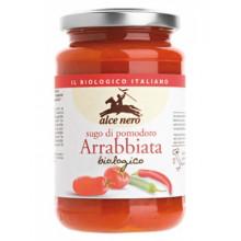 Salsa de tomate arrabiata