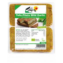 Filetes de Tofu Ajo Silvestre