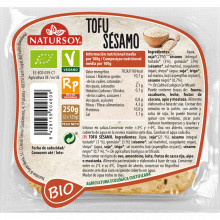 Tofu con sésamo