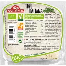 Tofu a la italiana