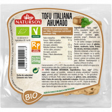Tofu Italiana Ahumado
