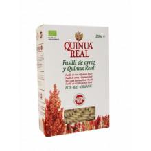 Fusilli de arroz y quinoa