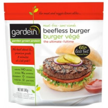 Beefless Burguer