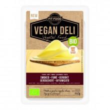 Lonchas Queso Ahumado Vegano