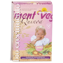 Papilla de Quinoa