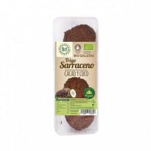 Galletas Trigo Sarraceno, Coco y Cacao