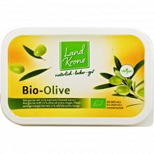 Margarina con aceite de oliva extra virgen
