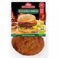 VeggieBurguer Barbacoa