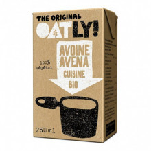 Crema avena cuisine oatly