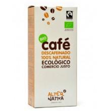 Café descafeinado Bio 250g
