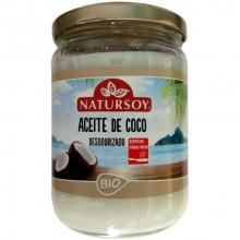 Aceite Coco Desodorizado Natursoy