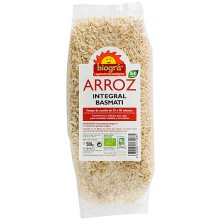 ARROZ BASMATI INTEGRAL 500g