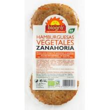 HAMBURGUESA VEGETAL ZANAHORIAS (2 ud.)