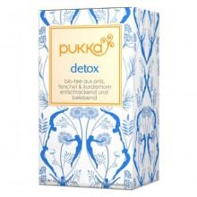 Infusión detox Pukka