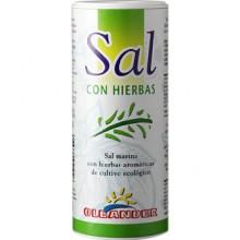 Sal hierbas aromáticas