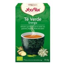 Té verde Yogi tea