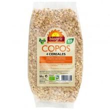 Copos 4 cereales biogra