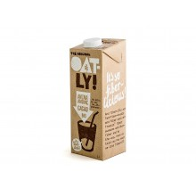 Leche avena con chocolate oatly