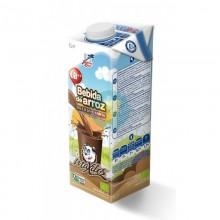 Bebida arroz cacao y calcio