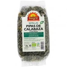 Pipas Calabaza 500g Biográ