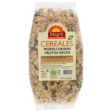 Muesli Crudo Frutos Secos Biográ