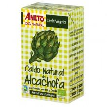 Caldo depurativo alcachofa