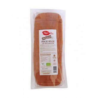 Pan de molde trigo sarraceno