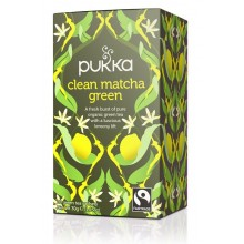 Clean matcha green Pukka