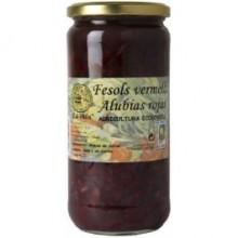 Alubias rojo cocido 450g cal valls