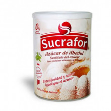 Azúcar de abedul y stevia