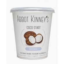 Yogur Coco 400ml  Abbot Kinney's