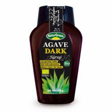 Sirope de agave oscuro