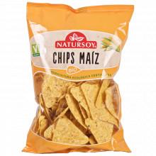 Chips Maíz Natursoy