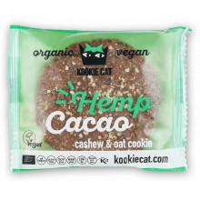Galleta Cáñamo y Cacao Kookie Cat