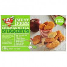 Nuggets Soja Fry's