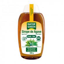 Sirope agave crudo