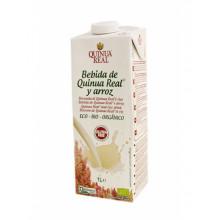 Bebida de Arroz y Quinoa Real