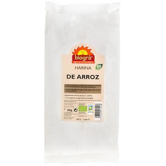 Harina de arroz biogra