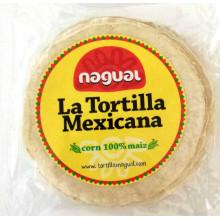 Tortilla Maíz para Burrito