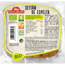 Seitán Espelta Natursoy