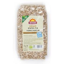 Cereales espelta hinchada
